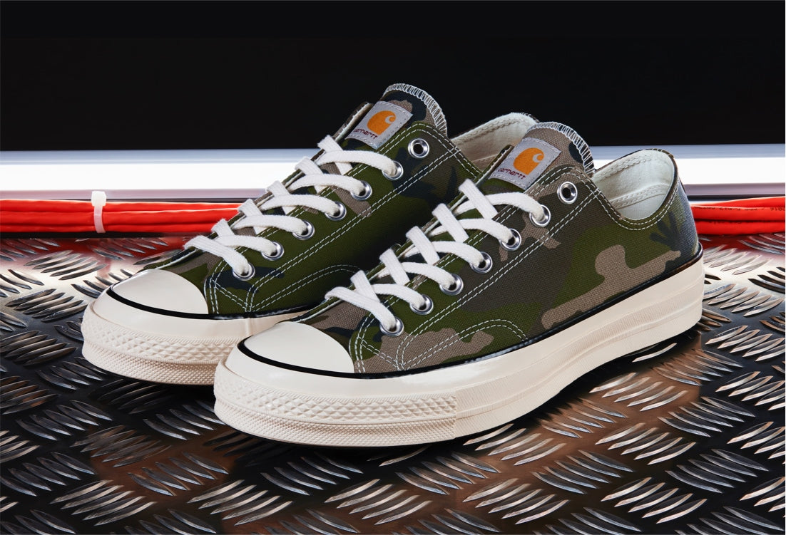 Converse for Carhartt WIP Stores
