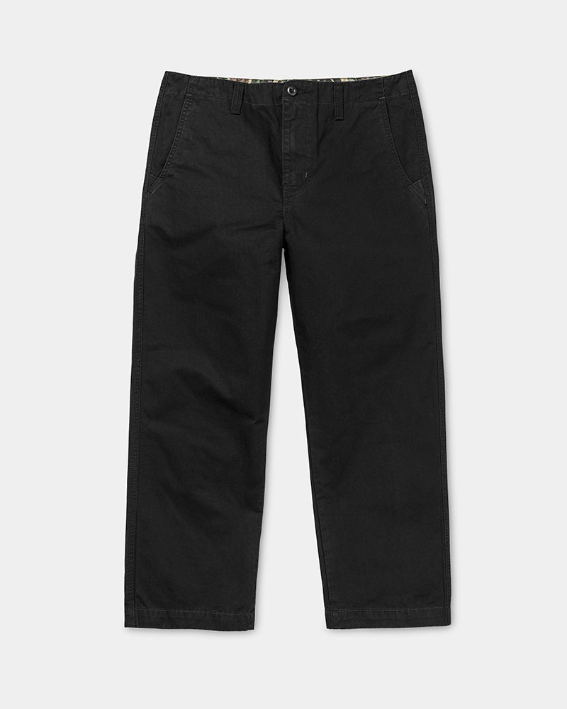 Carhartt WIP Dallas Pant | Black