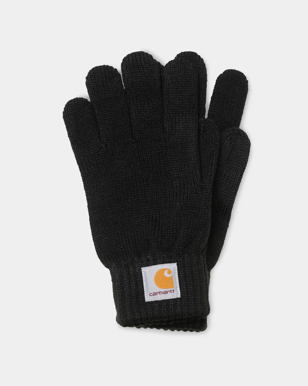 칼하트WIP 장갑 Carhartt Watch Gloves,Black