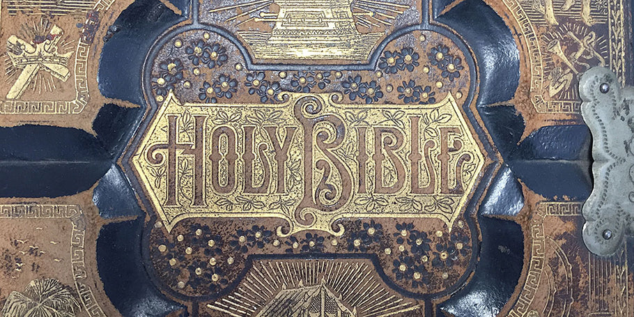 The History of the English Bible, Part One