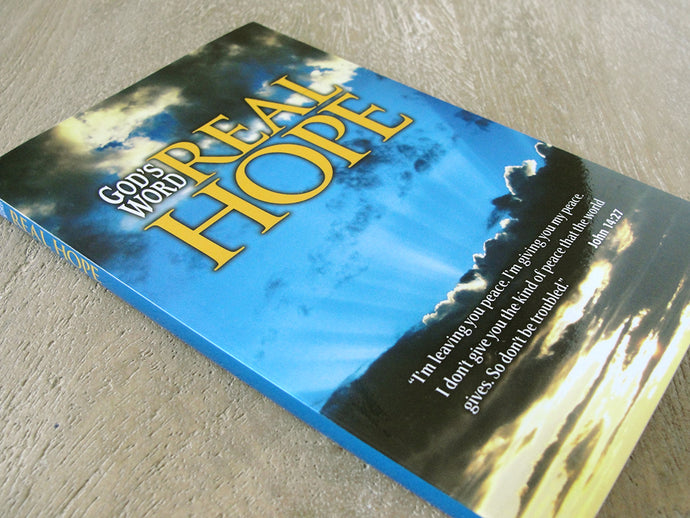 GOD'S WORD: Real Hope (Case of 100 Copies)
