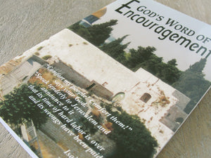 GOD'S WORD of Encouragement: Special Jewish Outreach Edition (Case of 200 Copies)