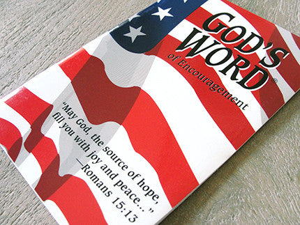 GOD'S WORD of Encouragement: Patriotic Edition