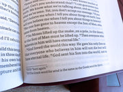 GOD'S WORD Wide-Margin Deluxe Bible Typesetting