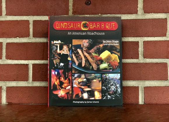 The Dinosaur Bar-B-Que Cookbook