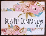 Boss Pet Co bandannas