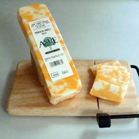 Marble Cheddar Cheese Block 12oz