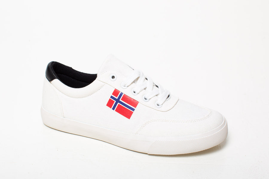 d8efb8bb Sneakers White Lav Norway