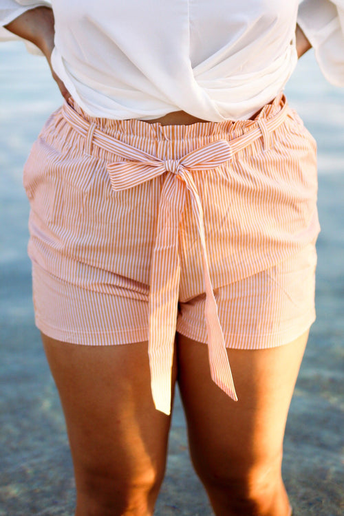 Sail With Me Shorts - Carolmine