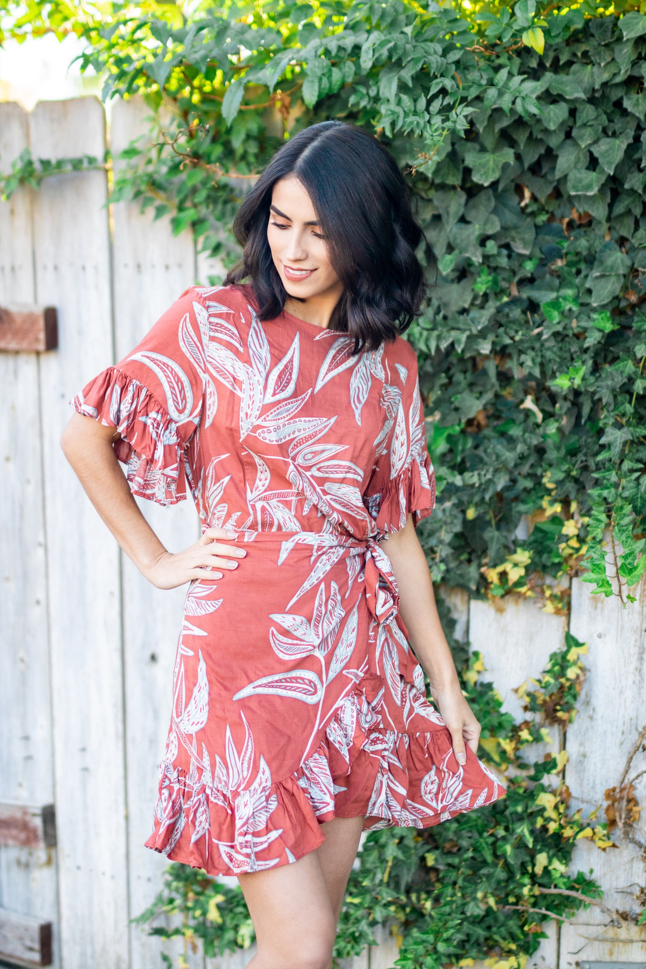 Sway With Me Dress - Carolmine