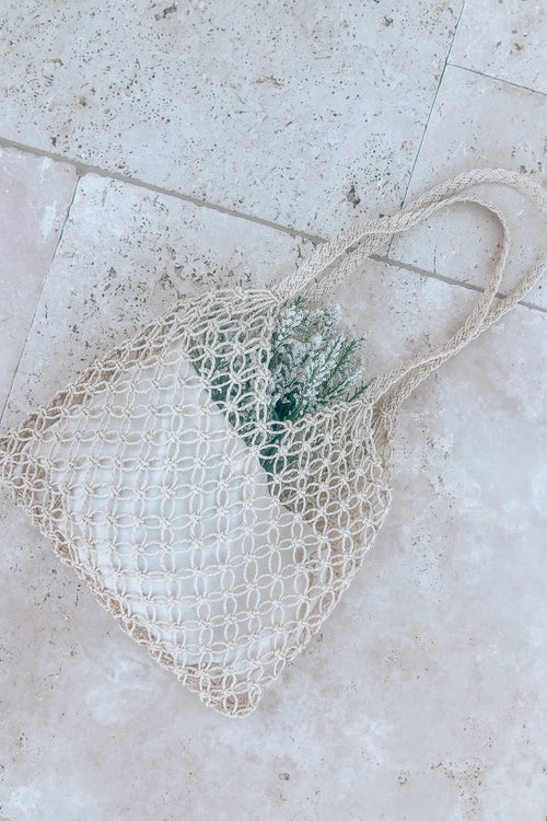 Sunsets In Waimea Netted Bag