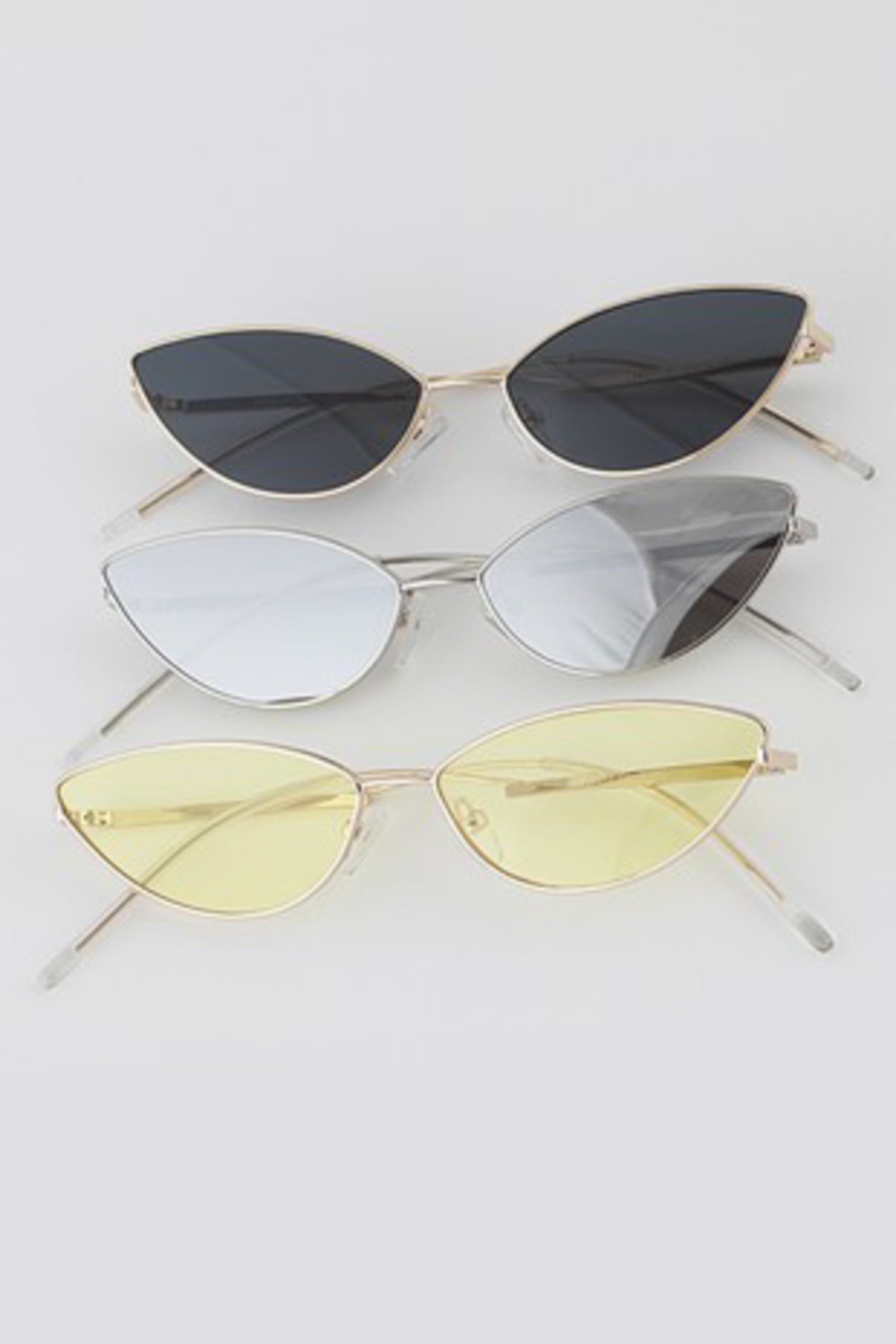 Kitty Cat Smooth Cat Eye Sunnies