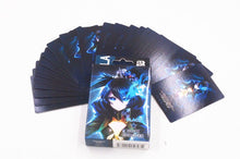 Black Rock Shooter Playing Cards