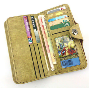 Attack On Titan Long Style Wallet
