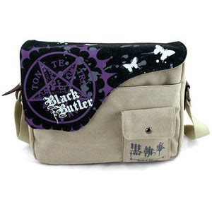 Black Butler Outdoor Unisex Shoulder Bag