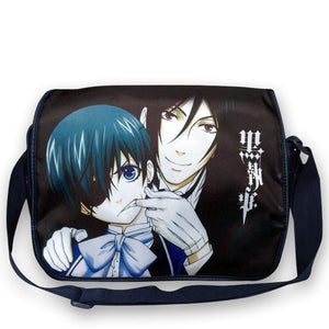 Black Butler Ciel & Sebastian Shoulder Bag