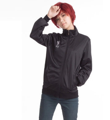 Haikyuu!! Karasuno High School Volleyball Club Unisex Jacket Cosplay