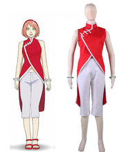 Boruto: Naruto The Movie Haruno Sakura Cheongsam Cosplay Costume