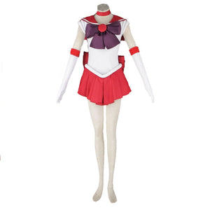Sailor Moon Cosplay Sailor Mars Complete Uniform
