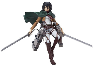 Attack On Titan Mikasa Ackerman Figma Action Figure