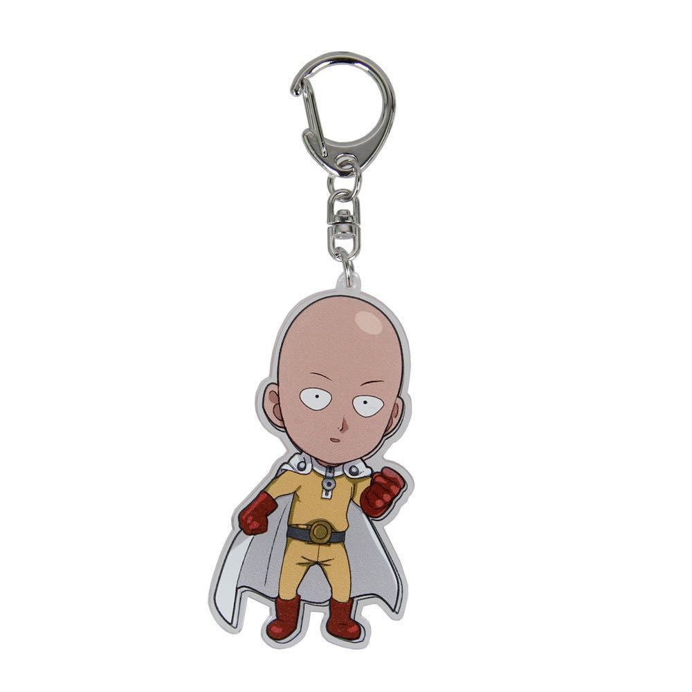 One Punch Man One Punch Key Chain