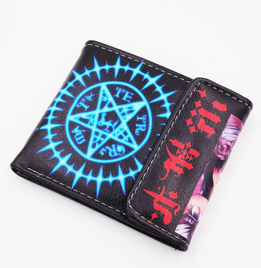 Black Butler Oddo's Eye Short Style Anime Wallet