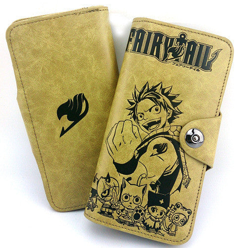 Fairy Tail Long Style Wallet