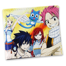 Fairy Tail Anime Short Style Wallet