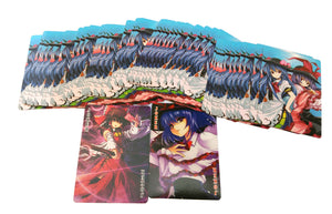 Touhou Playing Cards