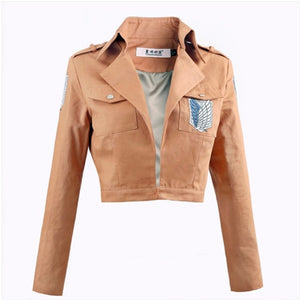 Attack On Titan Cosplay Vest Eren Levi