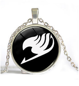 Fairy Tail Pendant Necklace Anime Jewelry 6 Styles