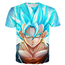 Dragon Ball Super Anime T-Shirts (4 Styles)