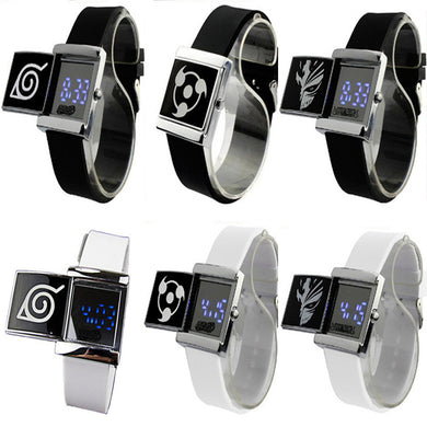LED Electronic Watch Bleach Naruto Attack On Titan