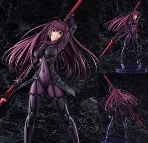 Fate Stay Night Grand Order Lancer Aquamarine Fate Action Figure