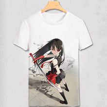 Akame Ga Kill Night Rad T-Shirts Short Sleeve (16 Styles)
