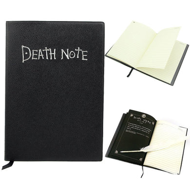 Death Note Notebook Cosplay Writing Journal