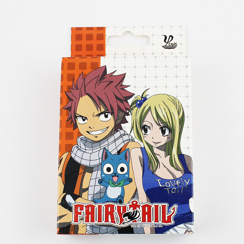 Fairy Tail Anime Cards Collectible Card Game