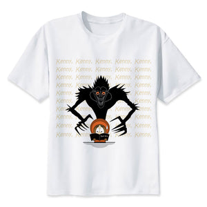 Death Note South Park Parody Funny Punk Hip Hop T-Shirt
