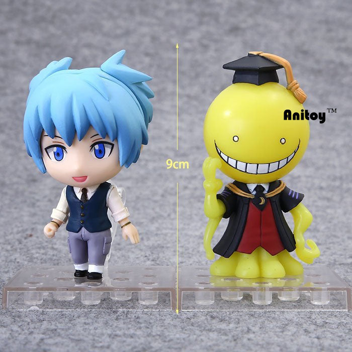 Assassination Classroom Shiota Nagisa Korosensei Action Figure Toy