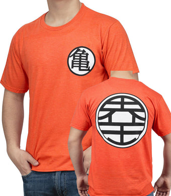 Dragon Ball Z Goku Kame Symbol T-Shirt