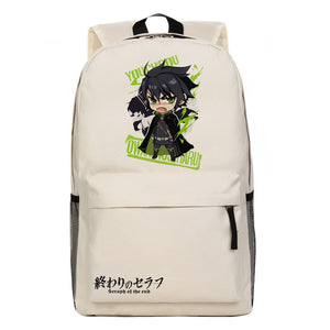 Seraph Of The End Yuichiro Hyakuya Anime Backpack