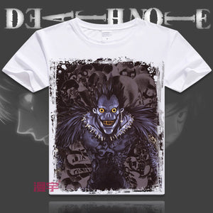 Death Note Short Sleeve Anime T-Shirt V14