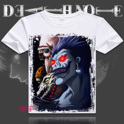 Death Note Short Sleeve Anime T-Shirt V19