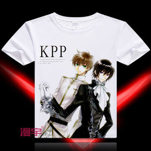 Code Geass Short Sleeve Anime T-Shirt V5
