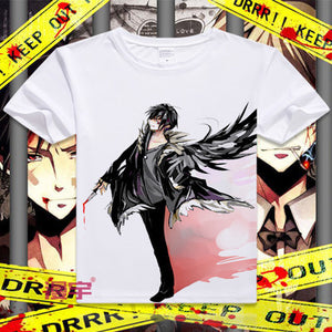 Durarara Short Sleeve Anime T-Shirt V8
