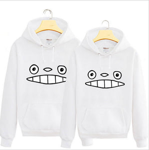 Totoro Winter Anime Sweater Hoodie 6 Colors