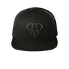 Disruptive Supplements - Black New Era Snap Back - Elephant Logo - Disruptive Supplements