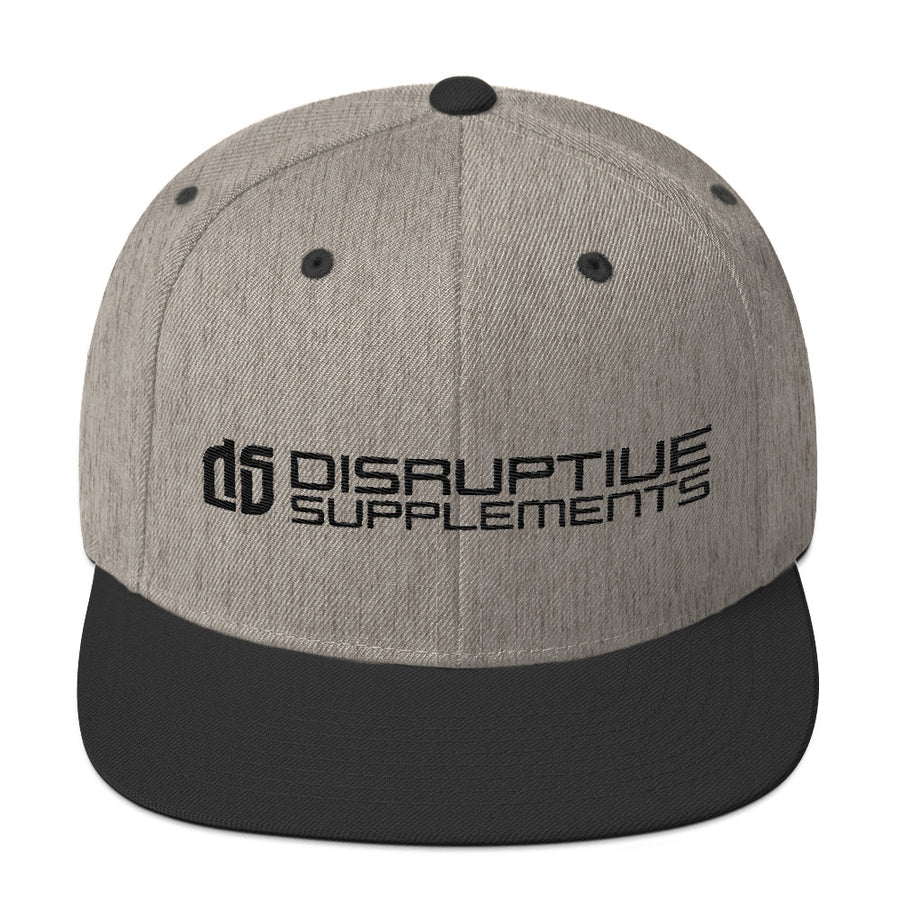 Snapback Hat - Disruptive Supplements