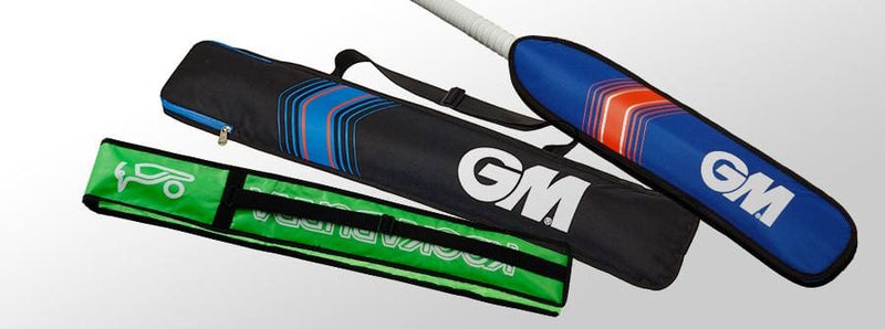 2 Types of Cricket Bat Covers