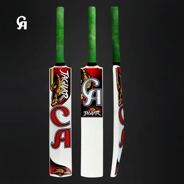 CA Jaguar Tennis Softball Tape Ball Cricket Bat - BATS - SOFTBALL